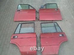 Range Rover Classic 4 Door Exposed Hinge All Doors. Glass XXX Sundym