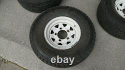 Range Rover Classic. 5x15 wheels & tyres. Also fits Defender and Discovery 1