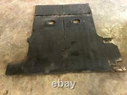 Range Rover Classic 87-95 OEM Rear Cargo Carpet Padding