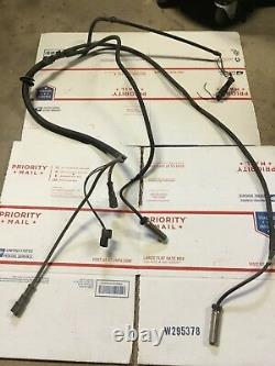 Range Rover Classic ABS Sensors Genuine WABCO wheel speed sensors front and rear
