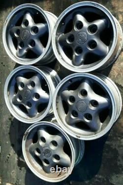 Range Rover Classic Alloy Wheels. Discovery Land Rover Defender