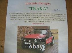 Range Rover Classic. BLITZ Midlands TRAKA