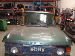 Range Rover Classic Bonnet