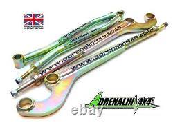 Range Rover Classic Castor corrected front radius arms & rear trailing arms