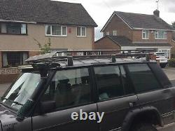 Range Rover Classic Crate Expedition Roof Rack