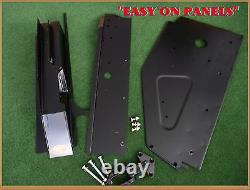 Range Rover Classic Door Post Pillar And Bulk Head Repair Kit Mtc6881 R/h