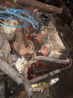 Range Rover Classic Engine 4 Cylinder Perkins Engine