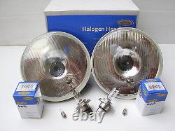 Range Rover Classic Headlight Headlamp Conversion Kit Halogen New Lights