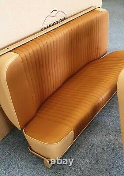 Range Rover Classic Herringbone 2 Door Front Seat & Rear Bench Exmoor