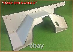 Range Rover Classic Inner Wing Main Component Late Type N/s