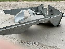 Range Rover Classic Inner Wings Galvanised, Top Quality