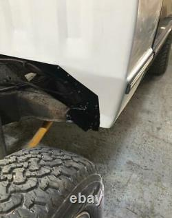 Range Rover Classic LAND ROVER FIBERGLASS Trayback Project kit only