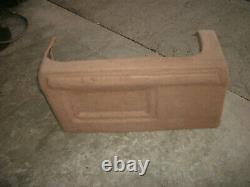 Range Rover Classic Load Area Rear Side Panel Lh (early)