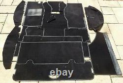 Range Rover Classic New Front And Rear Carpet Set