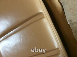 Range Rover Classic PVC Palomino seat base NOS Suffix A B