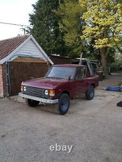 Range Rover Classic Pickup / Crane Kit