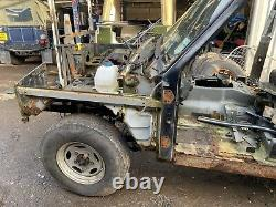 Range Rover Classic Rolling Chassis With V5