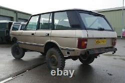 Range Rover Classic Spares or Repairs