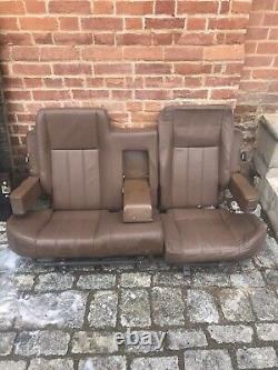 Range Rover Classic Tan Leather Interior Seats (from LSC)
