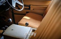 Range Rover Classic Two Door Armrest Palomino Pair Exmoor