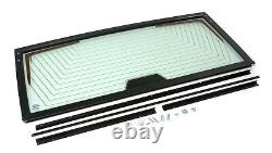 Range Rover Classic Upper Tailgate with Glass ALR4637