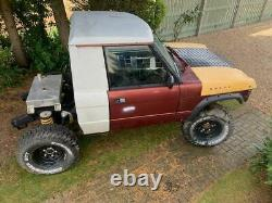 Range Rover Classic, Vogue 1992. Off Roader. Unfinished project