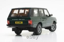 Range Rover Classic Vogue Green Metallic 118 Cult Scale Models CML07-2