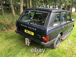 Range Rover Classic Vogue SE 300tdi Soft dash