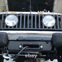 Range Rover Classic Winch Tray