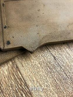 Range Rover Classic genuine early 4 door boot carpet underlay mat