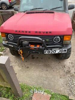 Range Rover Classic off roader