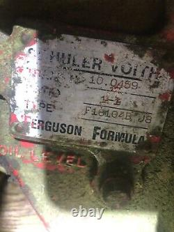 Range Rover Classic schuler voith Ferguson Formula gearbox Auto 2 Door Very Rare