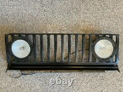 Range Rover Classic vertical grille with lights
