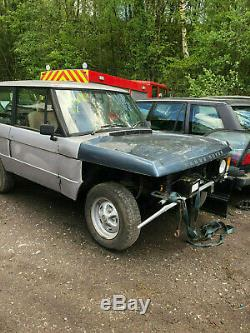 Range rover classic 2 door rear quarter panel all parts available breaking