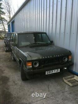 Range rover classic 3.9 engine, gearbox, axles kit car