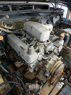 Range rover classic 4.2 LSE V8 engine