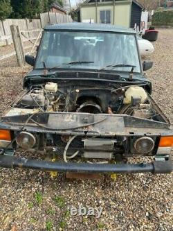 Range rover classic Body Shell Ok Condition Good Very Good For Year