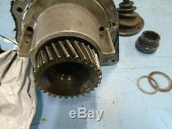 Range rover classic fairey over drive unit for 4 speed lt95 gear box 2 4 door