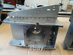 Range rover classic front head light box complete hard/soft dash o/s