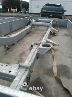 Range rover classic galvanised chassis