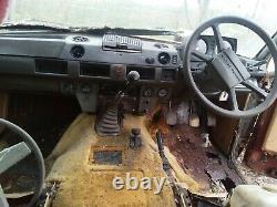 Range rover classic'in vogue' dashboard + binnacle (clocks) + steering wheel