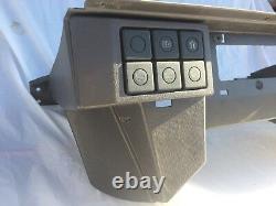 Range rover classic lower dash