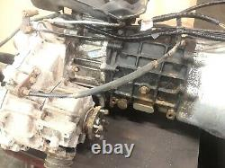 Rover v8 LT77 5 speed gearbox for land range rover classic defender discovery 1