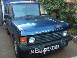 SAS (22nd SPECIAL AIR SERVICE REGIMENT) Range Rover Classic